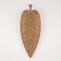 Calfurn Leaf Wall Decor (small)