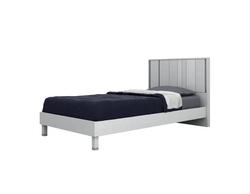 Nest Design Lab Dazzle Wood Bed-Single