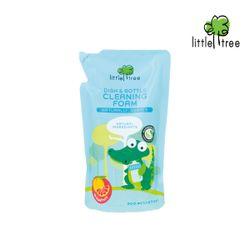 Little Tree Dish & Bottle Cleaning Foam Refill 500ml
