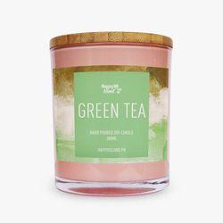 Happy Island Green Tea Soy Candle 10oz