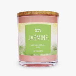 Happy Island Jasmine Soy Candle 10oz