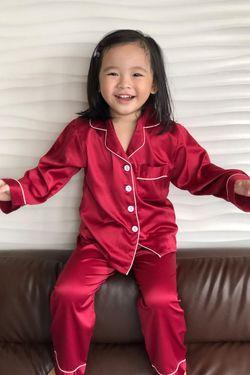 Intissimo Silk Long Pyjama Sharlyn (Teens and Kids)