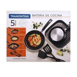 Tramontina Multi-Meal Cookware Set 5pc