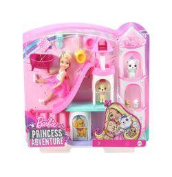 Barbie Princess Adventures Chelsea Princess Pet Care Center
