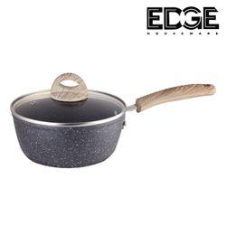 Edge Houseware 18cm Multipurpose Nonstick pot Saucepan Stone Coating