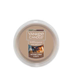 Yankee Candle SCENERPIECE MELTCUP WARM AND COZY