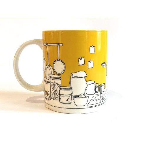 Loveramics Atelier Yellow Mug