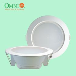 OMNI LED Recessed Circular Downlight LLRC-25W
