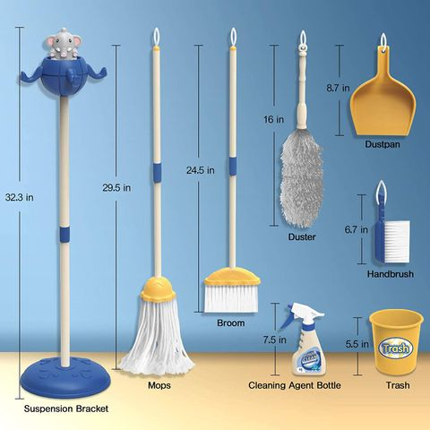 WY Toys Kids Cleaning Set