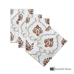 Beautiful Home Designed Fabric Placemat Set of 4