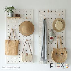 Plex Pegboard 40 x 60 cm