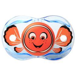 Tickled Babies Razbaby Keep-It-Klean Pacifier - Clown Fish