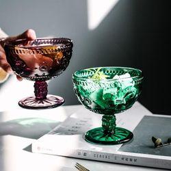 Happy Home PH Vintage Dessert Glass Goblet