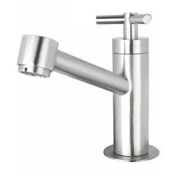VRH New Cross Basin Pillar Tap High Body B200022