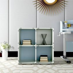 Modular cabinet set of 16