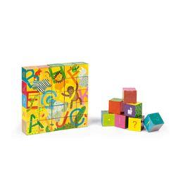 Janod - Kubkid - 32 Blocks - Alphabet