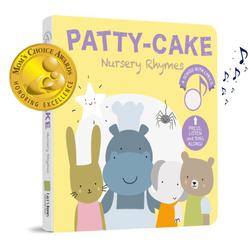 Patty Cake (Cali's Sound Interactive Books)