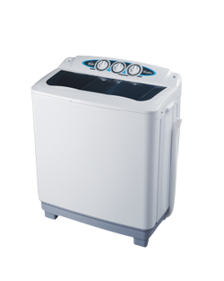 Whirlpool LWT700 7 kg Twin Tub Washer, Mini Pulsator