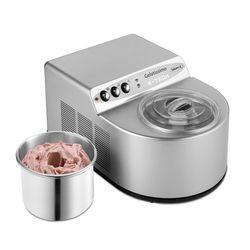 Nemox Gelatissimo K-tech Silver Ice Cream Machine