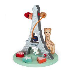 Janod Sophie La Girafe Bead Maze