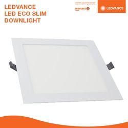 LEDVANCE DOWNLIGHT LED SLIM SQUARE 9 W DL/WW