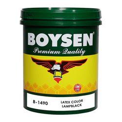 BOYSEN Latex Color Lampblack B-1490-1L