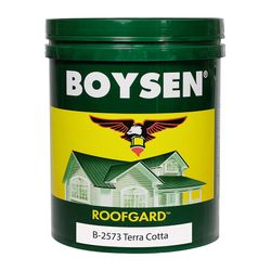 BOYSEN Roofgard Terra Cotta B-2573-4L