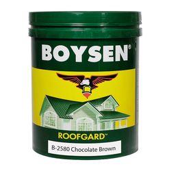 BOYSEN Roofgard Chocolate Brown B-2580-4L