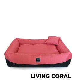 Bolster Dog Bed - Extra Small