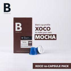 B Coffee Co. Xoxo Mocha - 10 capsules pack
