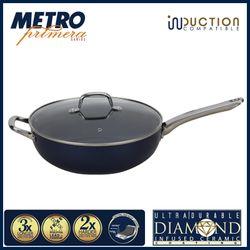 Metro Primera MPCW 1817 30cm Diamond Ceramic Wok