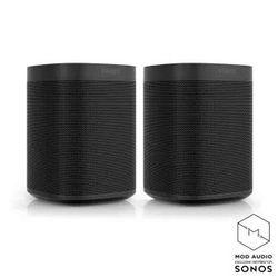 Sonos One Gen 2 (Stereo Pair)