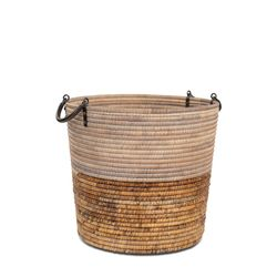 Calfurn Two-Tone Parros Basket