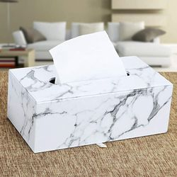MARBLED ARTIFICIAL LEATHER COVER STORAGE