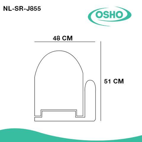 OSHO Bidet J855