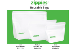 Zippies Original Bags Medium