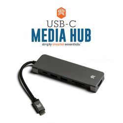 STM Goods USB-C Media Hub
