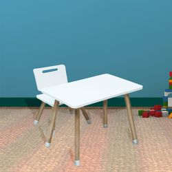Trynn Kids Table and Chair set