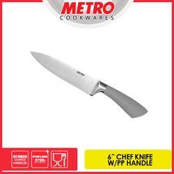 MetroMKK 5259  6in Hollow Handle Chef Knife