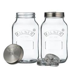kilner Fermentation Jar Set 1L