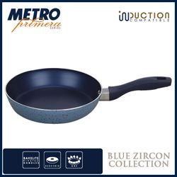 Metro Primera MPCW 1785 30cm Blue Zircon Coated Fry Pan