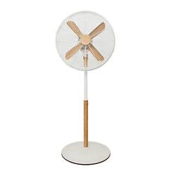 Asahi XF 6077 Retro Wooden Stand Fan