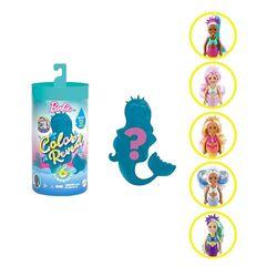 Barbie Paint Reveal Chelsea - Mermaid