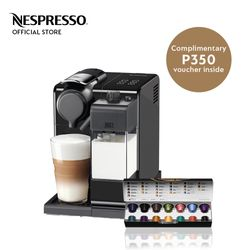 Nespresso® Lattissima Touch Facelift with Complimentary Welcome Coffee Set