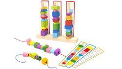 Tooky Toy Maze Bead Game Box
