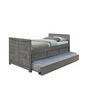 8C BANC TRUNDLE BED WITH 3 DRAWERS