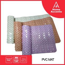 Home Accents PVC Sucker Bathmat HABM 5737