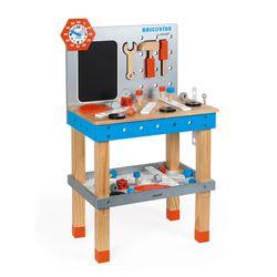 Janod Brico'Kids Magnetic DIY Giant Workbench