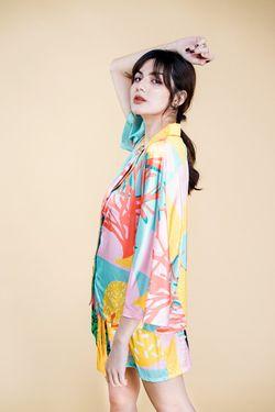 Alana Short  Sleepwear
