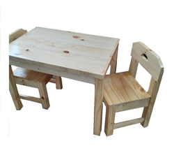 Maddie and Lian Kiddie Table and Chair Set